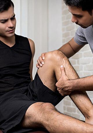 Knee pain treatment in Bangalore