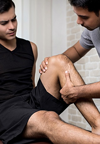 Knee pain treatment in Bangalore