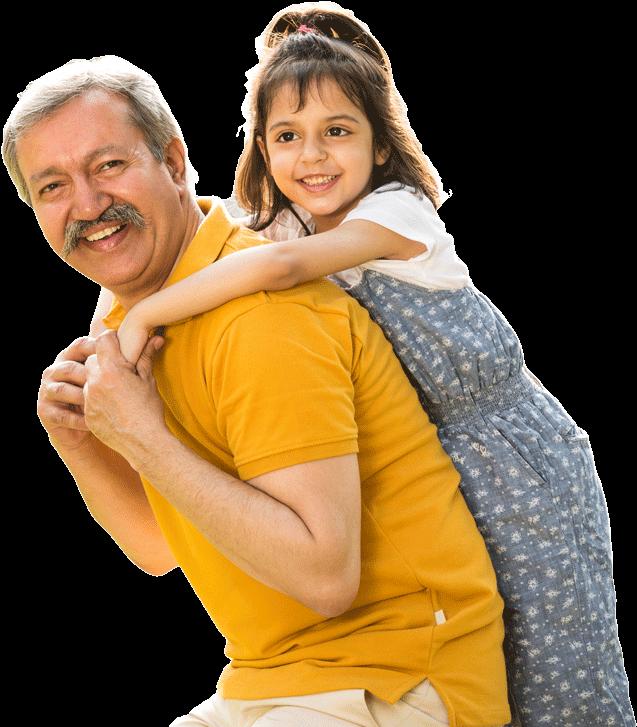 Alleviate-Pain-Management-Clinic---Header Happy-Grandpa-Image