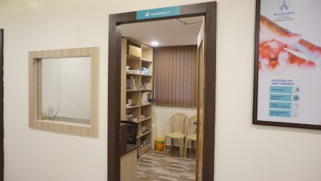Alleviate Pain Clinic - Pharmacy