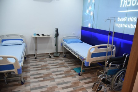 Recovery ward - Allevite clinic