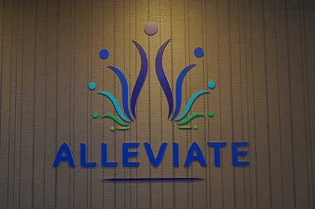 Alleviate Clinic logo