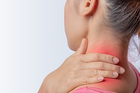 CAUSES OF CHRONIC NECK PAIN
